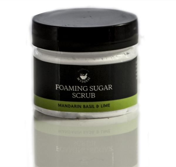 Foaming Sugar Scrub 50ml